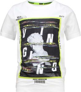 Koszulka dziecięca Vingino dla chłopców z krótkim rękawem