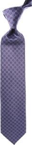 Krawat Stefano Ricci z jedwabiu