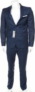 Niebieski garnitur Georges Rech