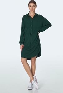 Zielona sukienka Nife mini