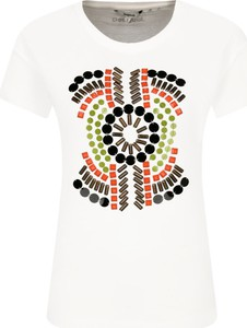 T-shirt Desigual w młodzieżowym stylu