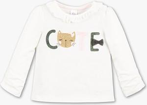 Koszulka dziecięca Baby Club z bawełny