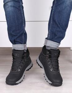 Buty zimowe Damle sznurowane