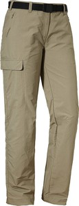 Spodnie Schöffel w militarnym stylu