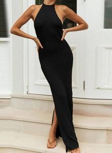 Sukienka Arilook bez rękawów maxi