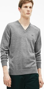 Sweter Lacoste z wełny