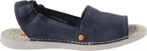 Sandały softinos w stylu casual