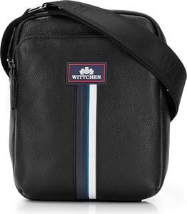 521a83c434969 saszetka nike torebka męska na ramię czarna sportowa - stylowo i ...