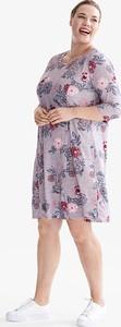 Sukienka YESSICA z długim rękawem midi