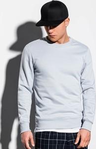 Srebrna bluza Ombre