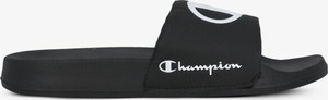 Czarne klapki Champion