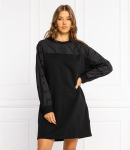Sukienka Karl Lagerfeld w stylu casual mini