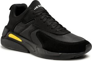 Buty sportowe Diesel w sportowym stylu