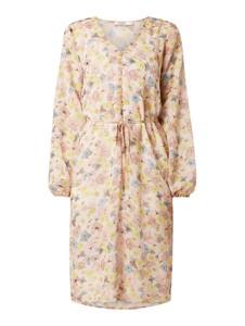 Sukienka NA-KD w stylu casual mini z długim rękawem