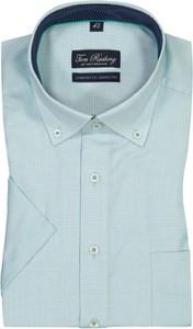 Koszula Tom Rusborg z bawełny