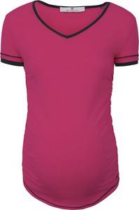 """bellybutton Koszulka ciążowa """"Verry berry"""" w kolorze fioletowym"""