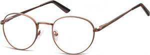 Stylion Lenonki zerowki Oprawki okulary korekcyjne 976D brazowe