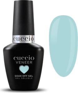 Cuccio 6406 Żel kolorowy Veneer 13 ml BLUE HAWAIIAN