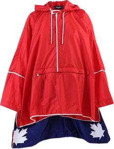 Czerwona kurtka Dsquared2 krótka
