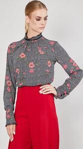 3e636070 bluzka w pepitkę - stylowo i modnie z Allani