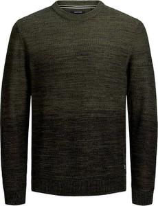 Sweter Jack & Jones z bawełny