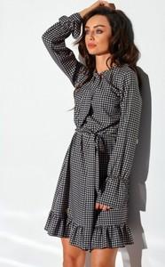 Sukienka Lemoniade mini z dekoltem w kształcie litery v