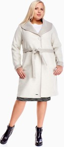 Płaszcz Fokus w stylu casual