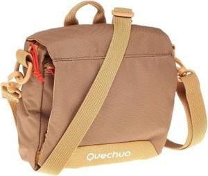 Brązowa torba Quechua