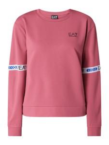 Bluza Emporio Armani w stylu casual krótka