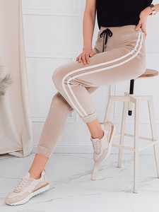 Spodnie Edoti z dresówki