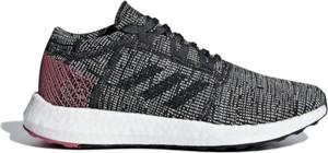 Buty sportowe Adidas w street stylu sznurowane