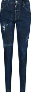 Jeansy Dsquared2 w stylu casual