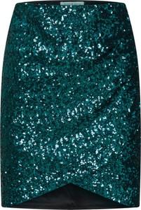 Zielona spódnica Mint&berry mini