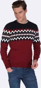 Sweter Giorgio Di Mare z wełny