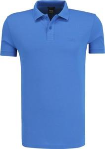 Koszulka polo Boss Athleisure w stylu casual z bawełny