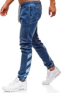 Niebieskie jeansy Denley