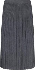 Spódnica Michael Kors midi z kaszmiru