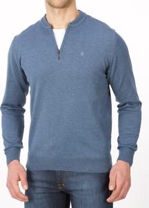Sweter Lanieri z bawełny w stylu casual
