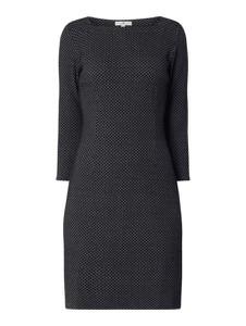 Sukienka Tom Tailor z okrągłym dekoltem z bawełny