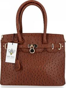 Brązowa torebka Bee Bag