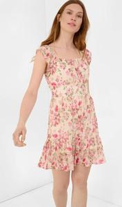 Sukienka ORSAY mini z okrągłym dekoltem