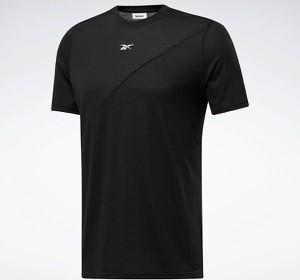 T-shirt Reebok Fitness w sportowym stylu