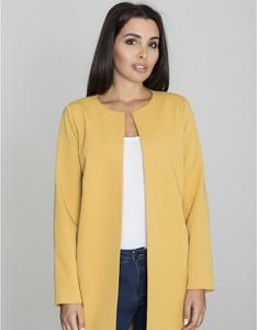 Żółty płaszcz Figl