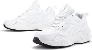 Sneakersy Reebok z płaską podeszwą