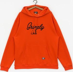 Bluza Grizzly Griptape z bawełny