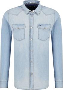 Koszula Tommy Jeans z długim rękawem