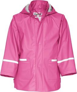 Różowy płaszcz dziecięcy Playshoes