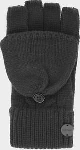 Czarne rękawiczki Outhorn