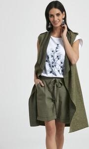 Kamizelka Ennywear w stylu casual z wełny