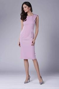 Sukienka Nommo midi ołówkowa